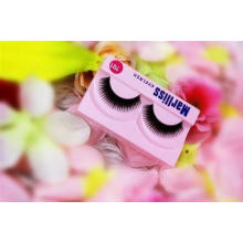Glam Thick Natural Handmade False Eyelashes Waterproof , So
